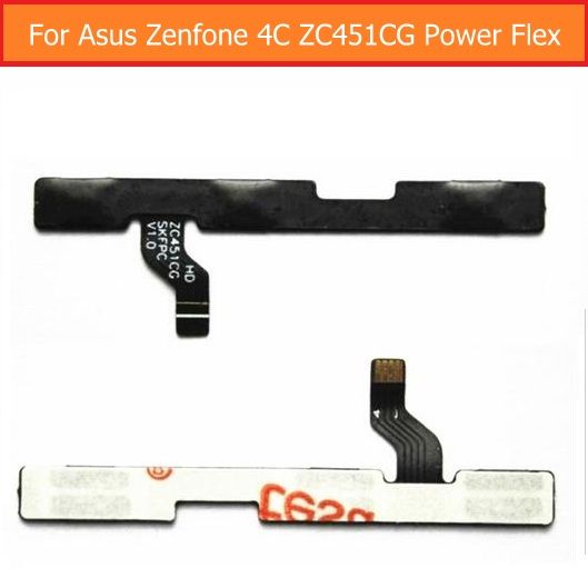 Click To Buy Genuine Power Flex Cable For ASUS Zenfone 4C ZC451CG