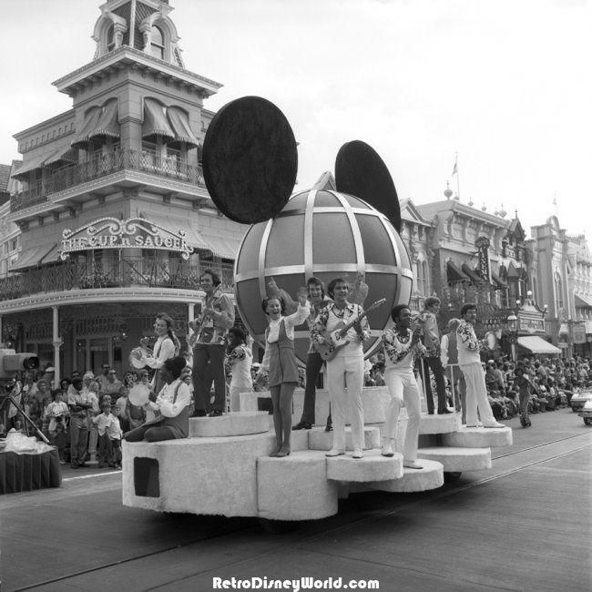 Mickey Parade '78