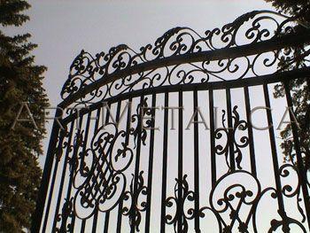 Wrought Iron Fence Design Installation Service In Toronto Iron