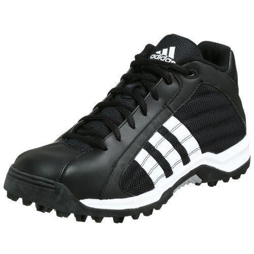 ... official athletic adidas mens genuine turf hog le mid football baseball  cleat size 8 new adidas ... 0d113cc10