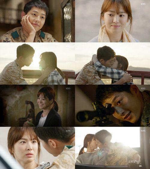 Ratings for South Korean Drama  Descendants of the Sun  Keep Climbing f355ba89e9d1