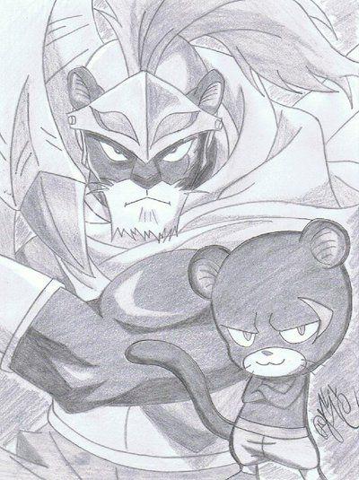 Fairy Tail - Pantherlily by koreanmonk1984 on DeviantArt
