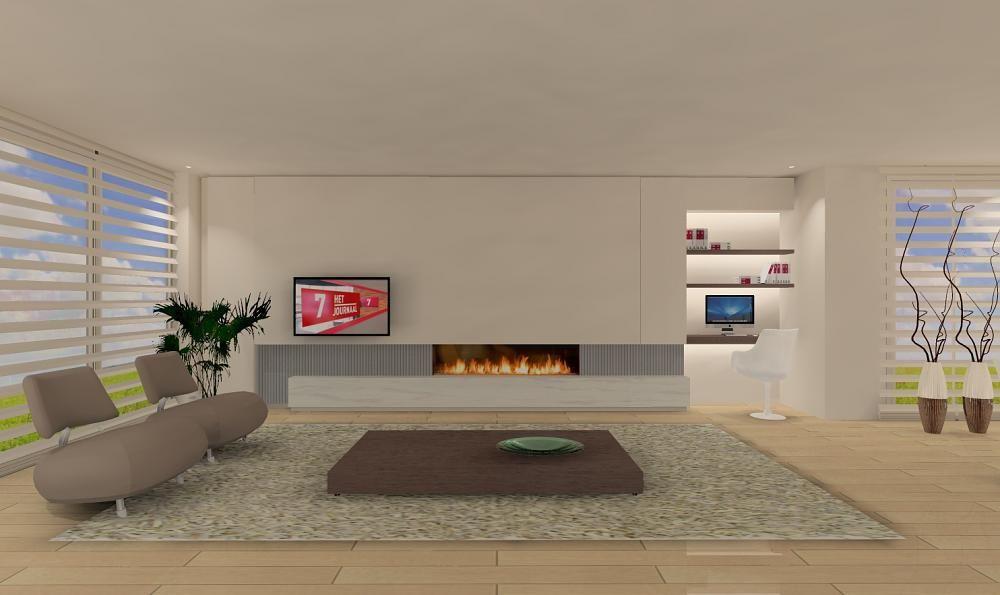 Dirk Lievens / Interieurarchitect / interieurs op uw maat | Estantes ...