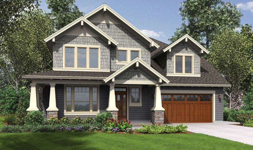 Architecture House Design Elegant Small Craftsman House