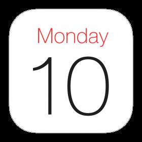 Calendar Icon Calendar icon png, Icon
