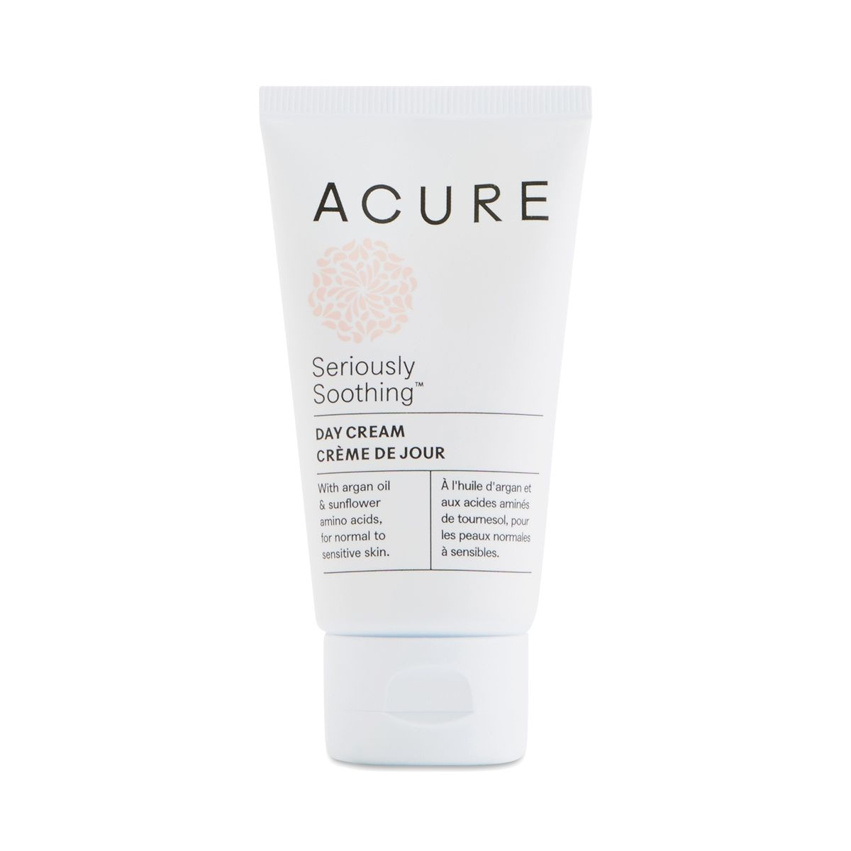 Acure Seriously Soothing Day Cream 1.75 Oz Tube
