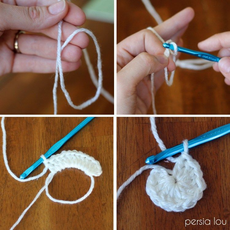Crochet Sugar Skull - Free Pattern