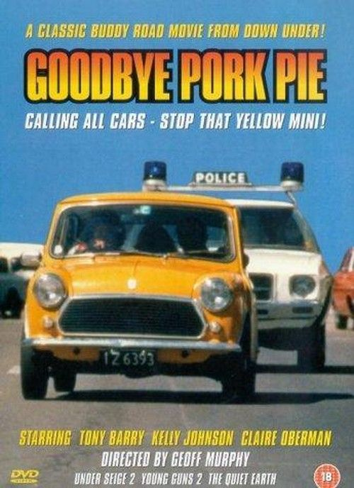 Goodbye Pork Pie 1981 Pork Pie Pie Movie Pork