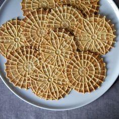 Meyer Lemon Pizzelle Recipe on Food52 recipe on Food52