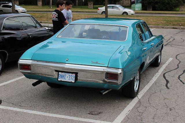 1970 Chevelle Malibu 4 Door 1970 Chevelle Chevelle Mid Size Car