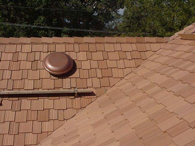 Best Single Width Synthetic Cedar Shake Davinci Roofscapes 400 x 300