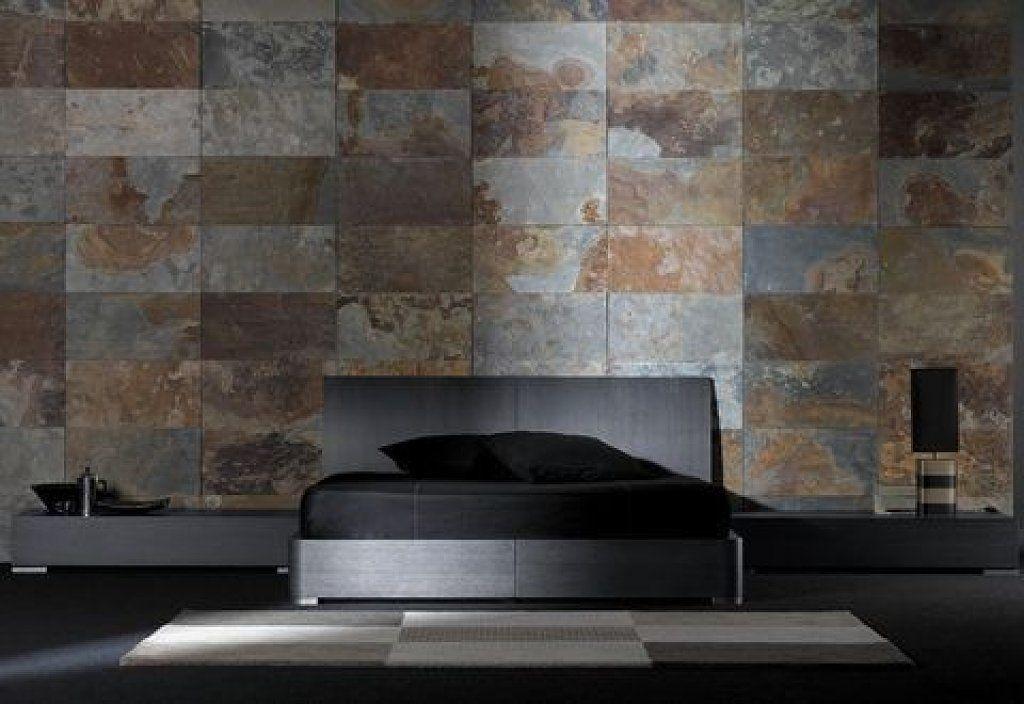 Revestir las paredes con piedras en 2019 ideas de for Decoracion de dormitorios minimalistas