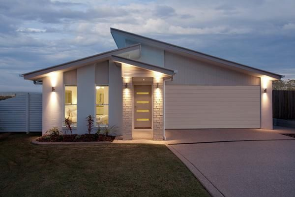 Single Story Home Exterior my dream home - exteriors - single storey homes - morphett