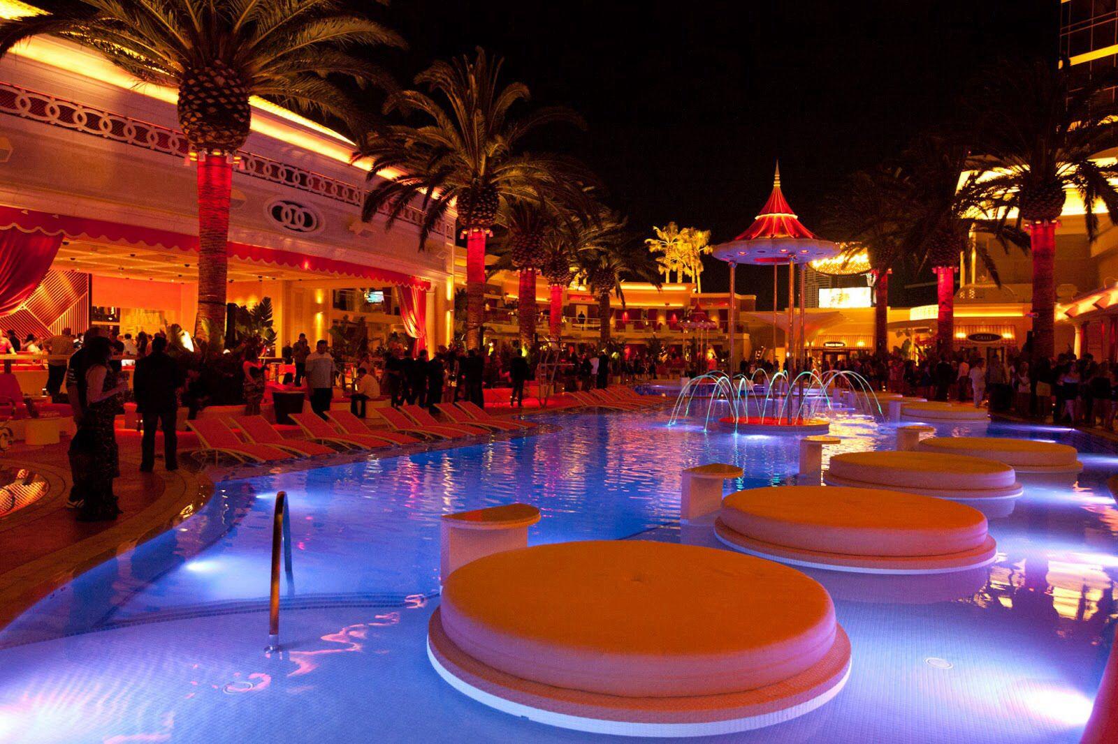 Surrender Night Club At Encore Vegas