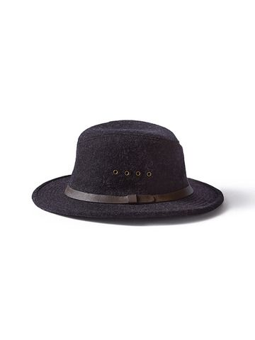 Wool Packer Hat by Filson from Oyster Bamboo Fly Rods  734d3b0f184