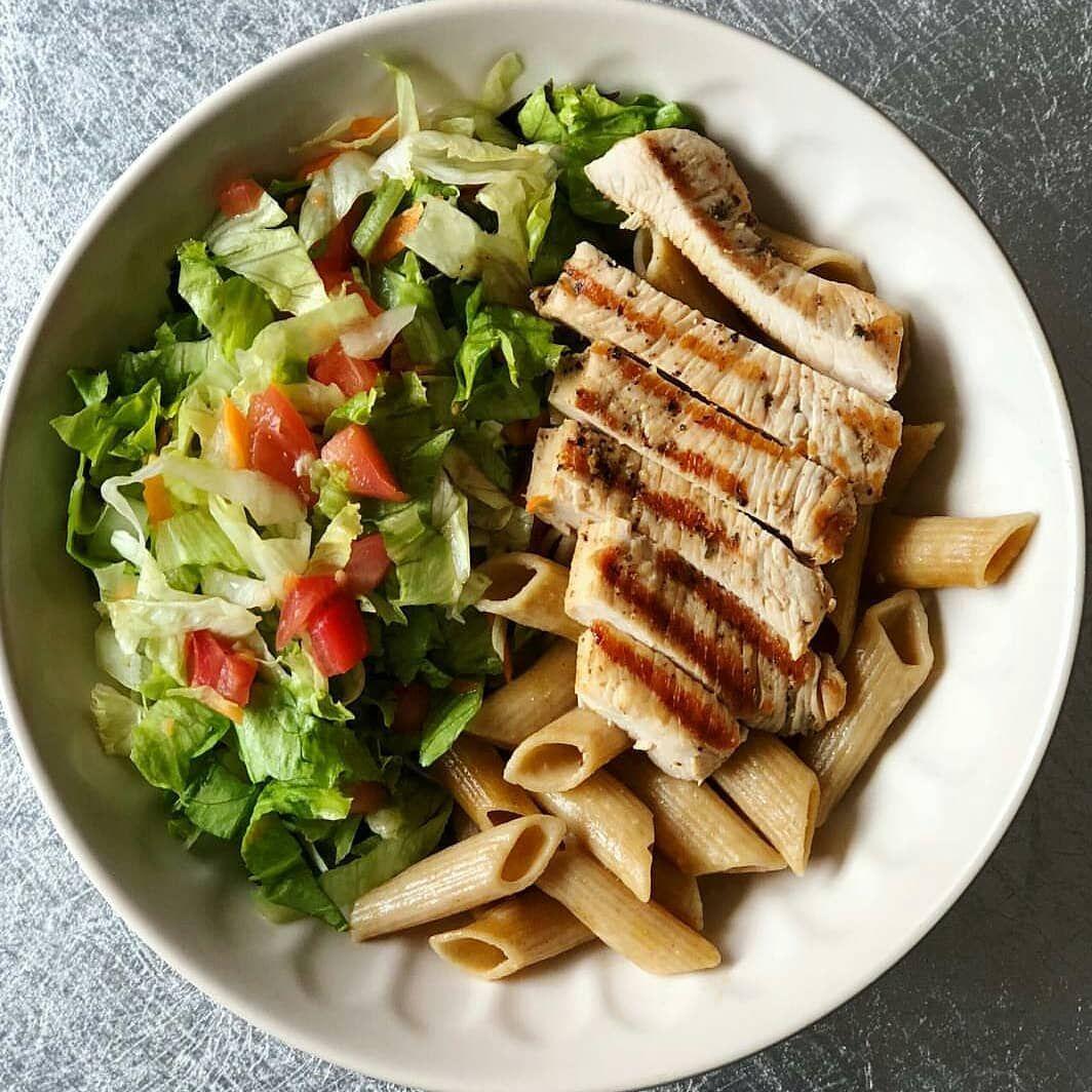 recetas de comidas sanas con pollo