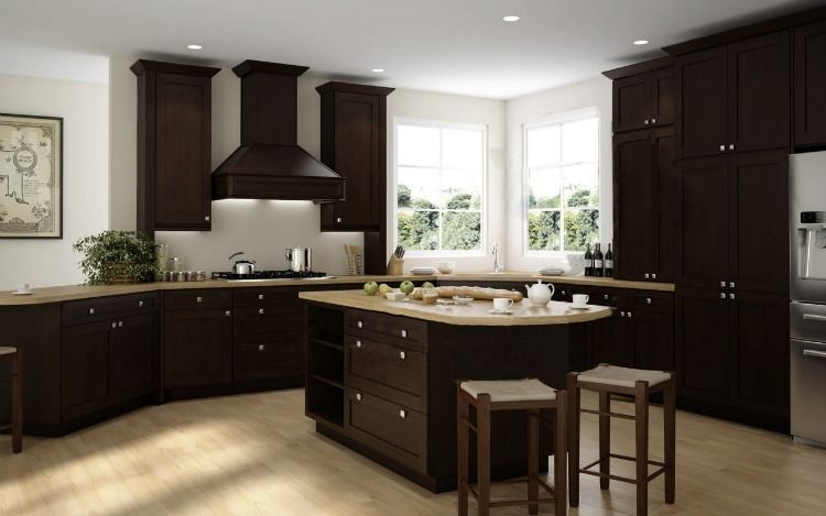 Brazilian Shaker - Ready To Assemble - Kitchen Cabinets | Websites I ...