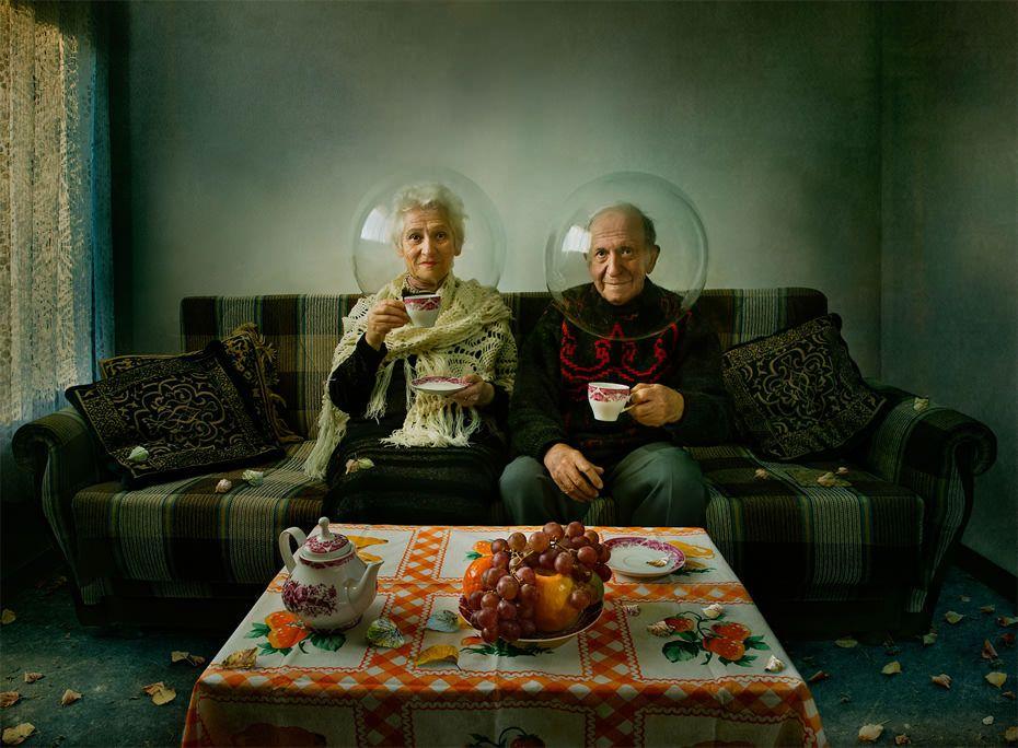 "Grand prize | 2012-2013 Winners | Nikon Photo Contest - ""Elegy of Autumn"" photo by Dina Bova"