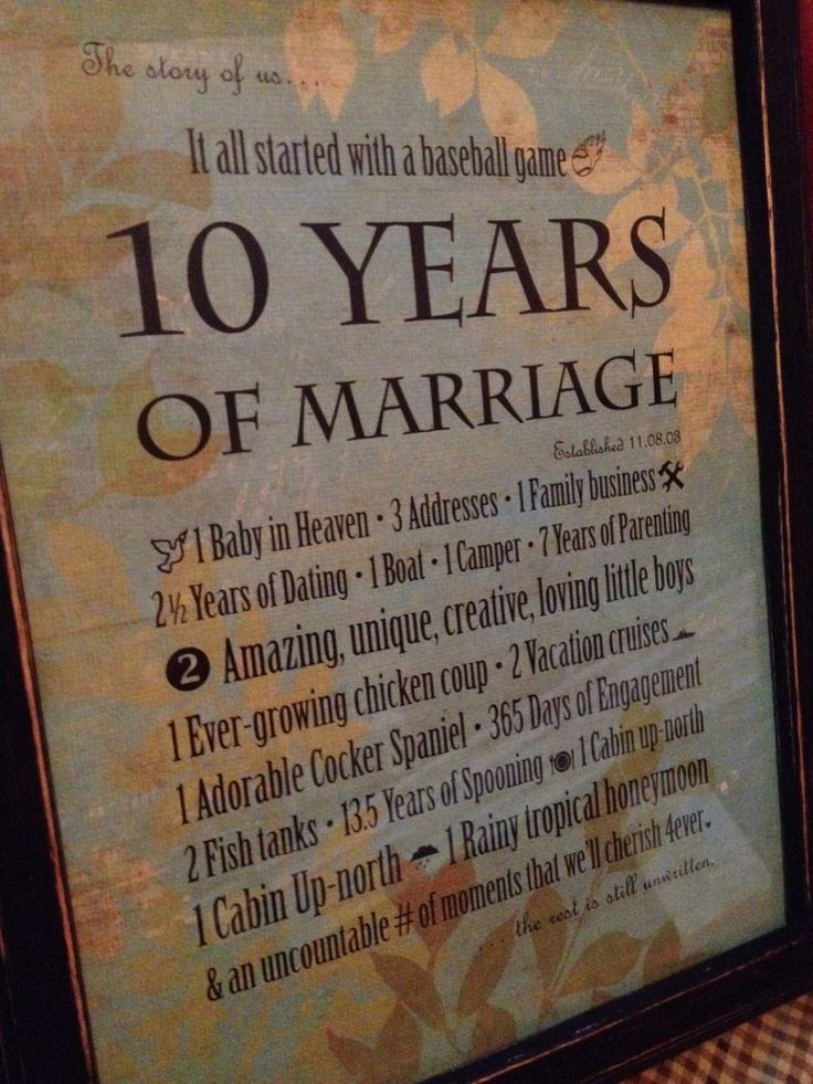 15 wedding anniversary gift ideas for her 10 year