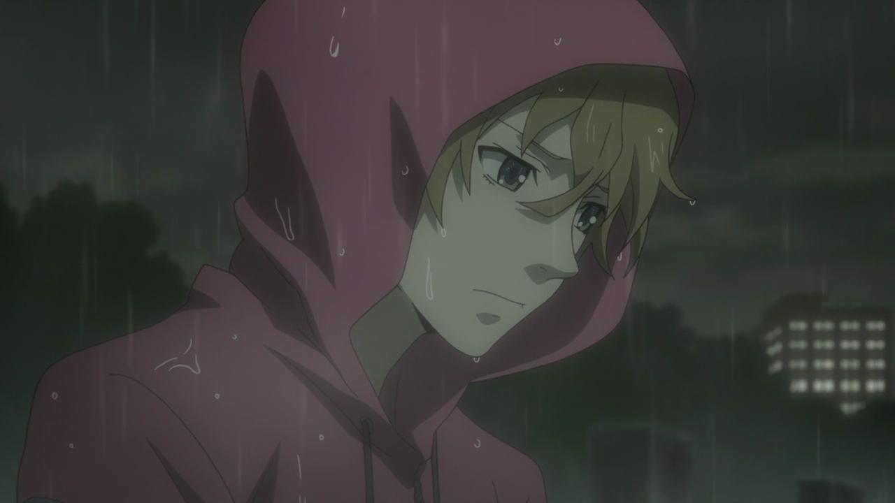 40+ Anime boy hoodie pfp ideas