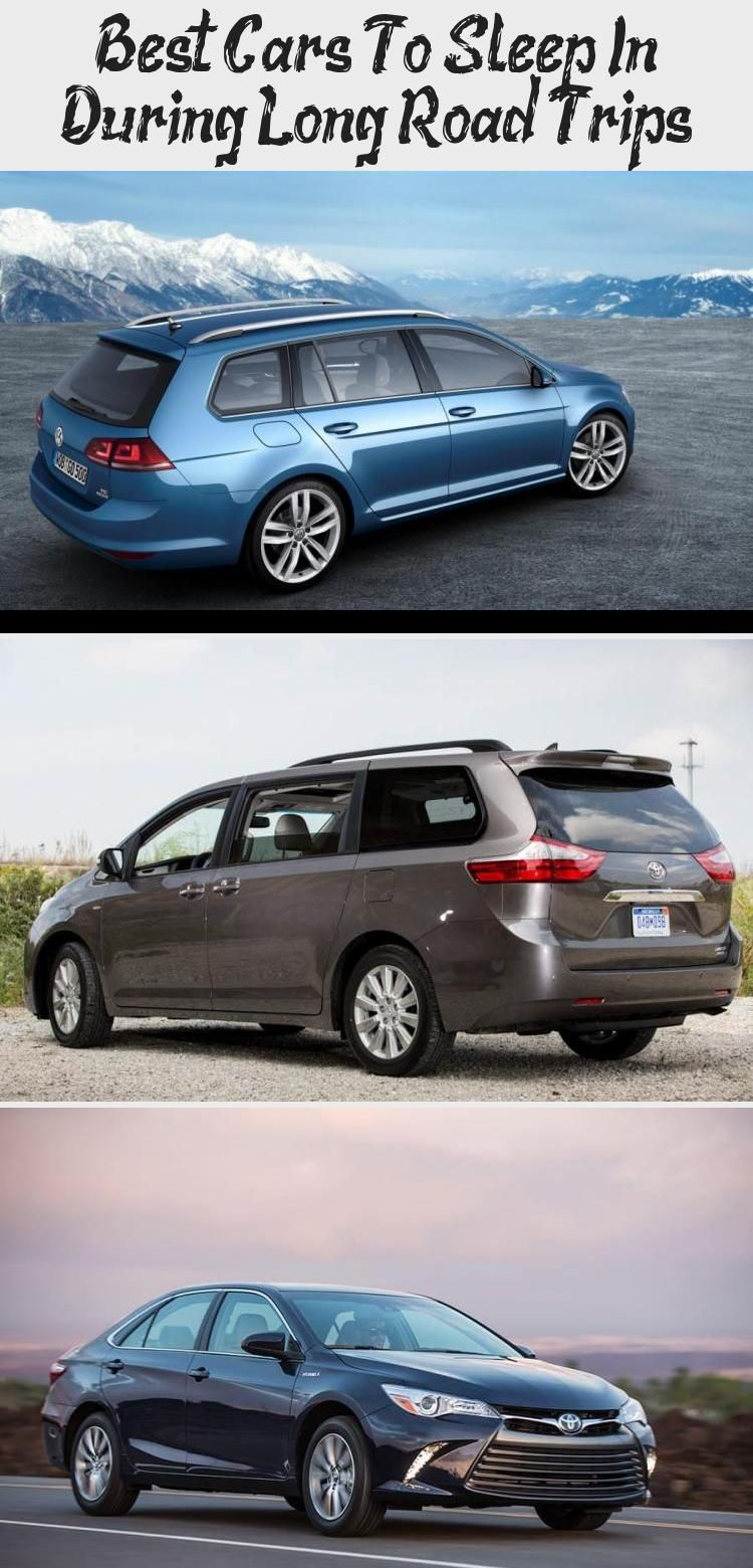 Best Cars To Sleep In During Long Road Trips Cars in