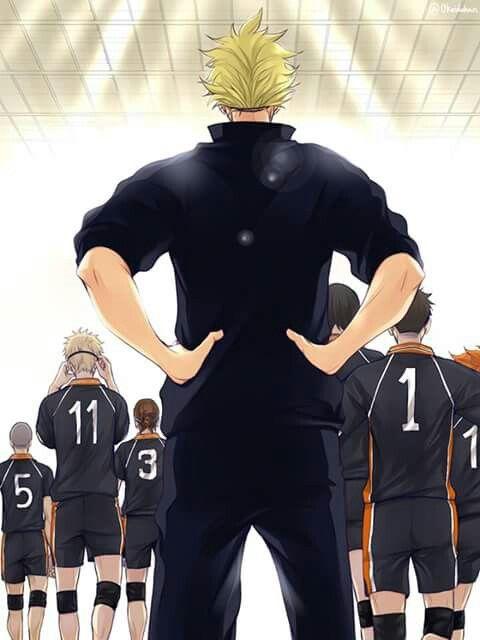 Fly To The Sky Karasuno Volleyball Team Haikyuu Karasuno Haikyuu Haikyuu Anime
