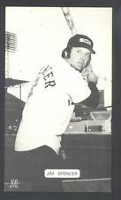 Jim Spencer J D McCarthy postcard White Sox 2