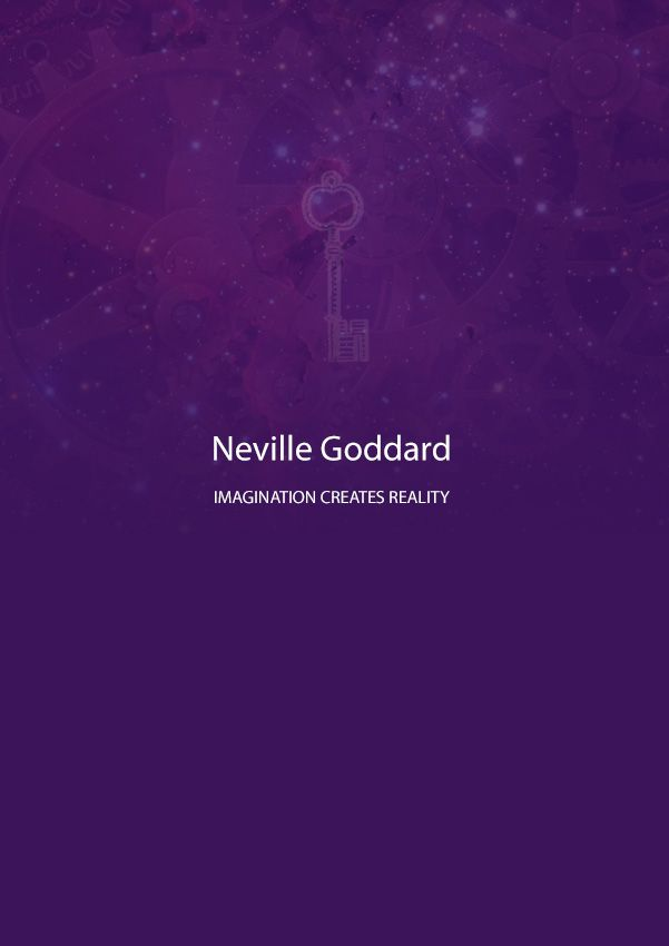 Neville Goddard Ebook