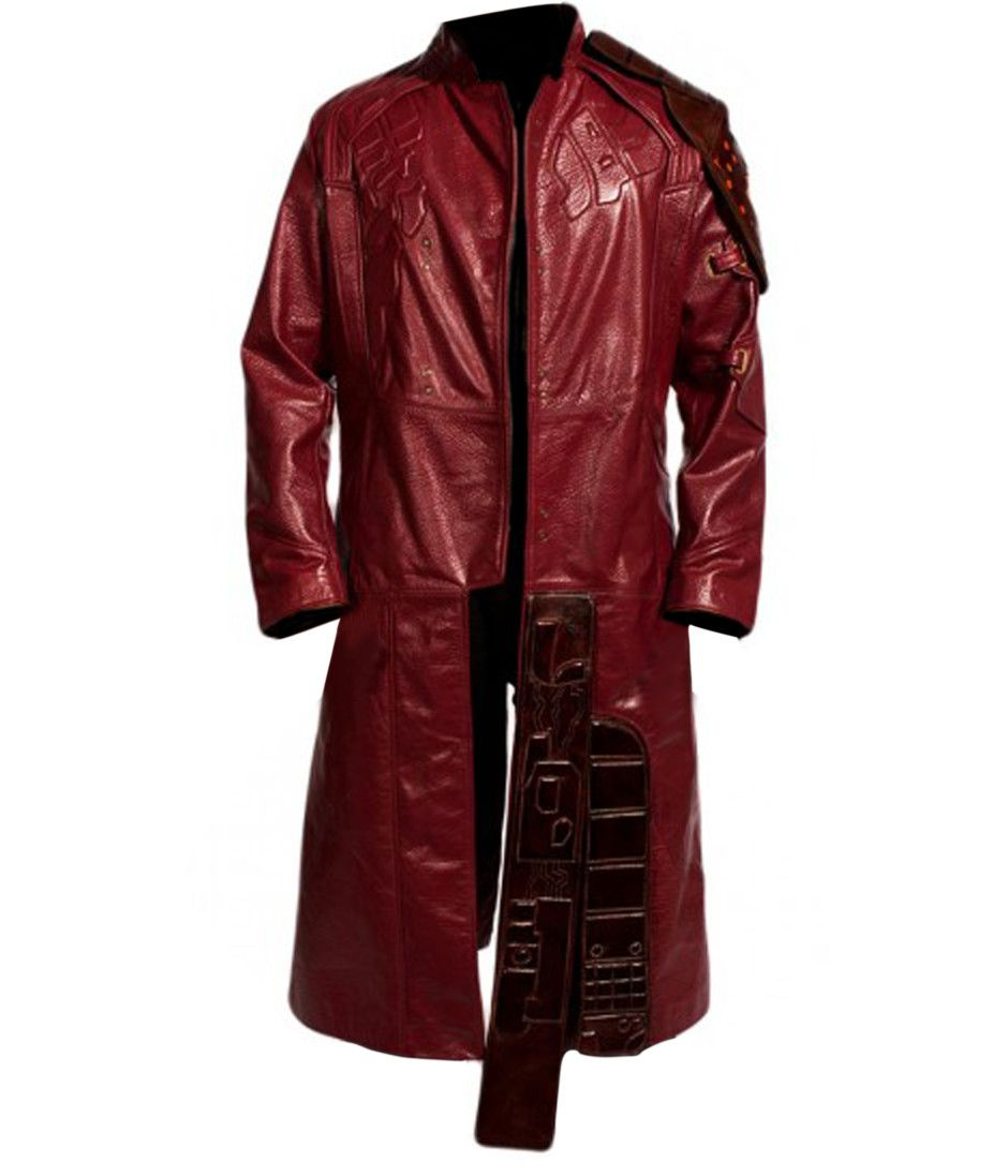 Guardians Of Galaxy Star Lord Coat