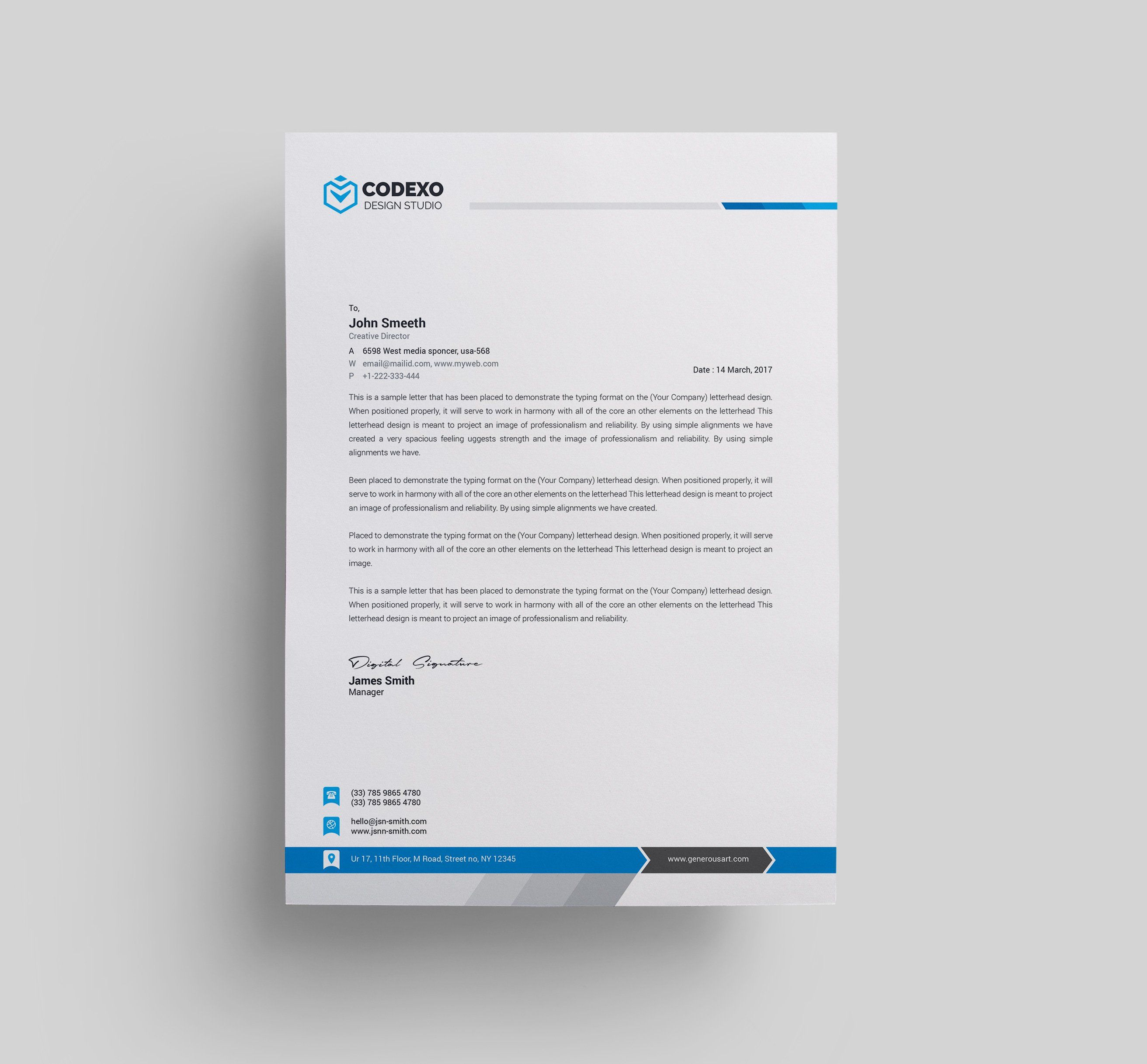 letterhead design, template cv for fresh graduate example sample resume without objective statement new teacher no experience