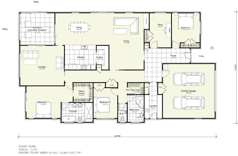 2949 house plan information 28 images 150 000 house for Floor plans under 150 000