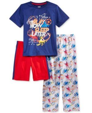 Max /& Olivia Boys 2-Pc Anyone Out There T-Shirt /& Pajama Pants