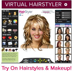 Hairstyles And Haircuts Thehairstyler Com Virtual Hairstyles Try On Hairstyles Hairstyle App