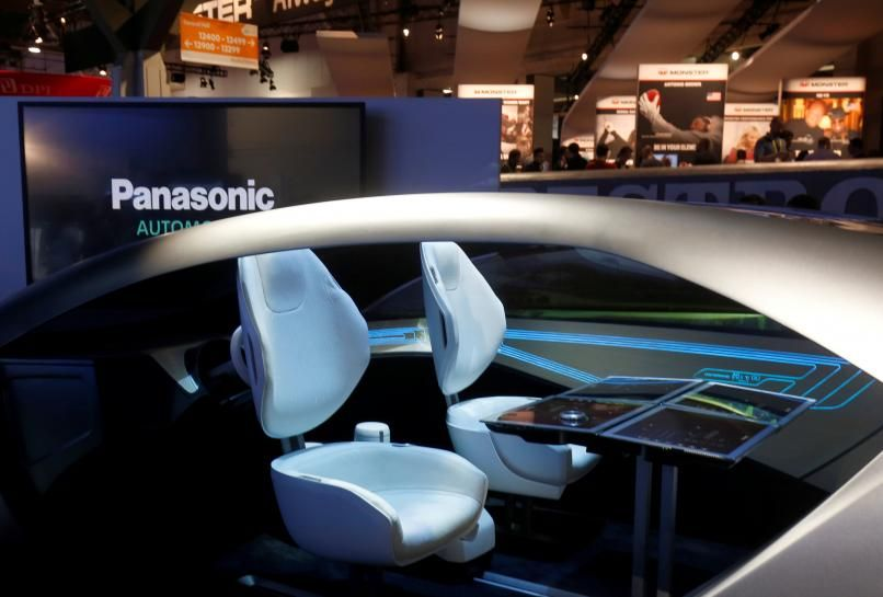 Panasonic Expects Autonomous Driving System Launch In 2022 With