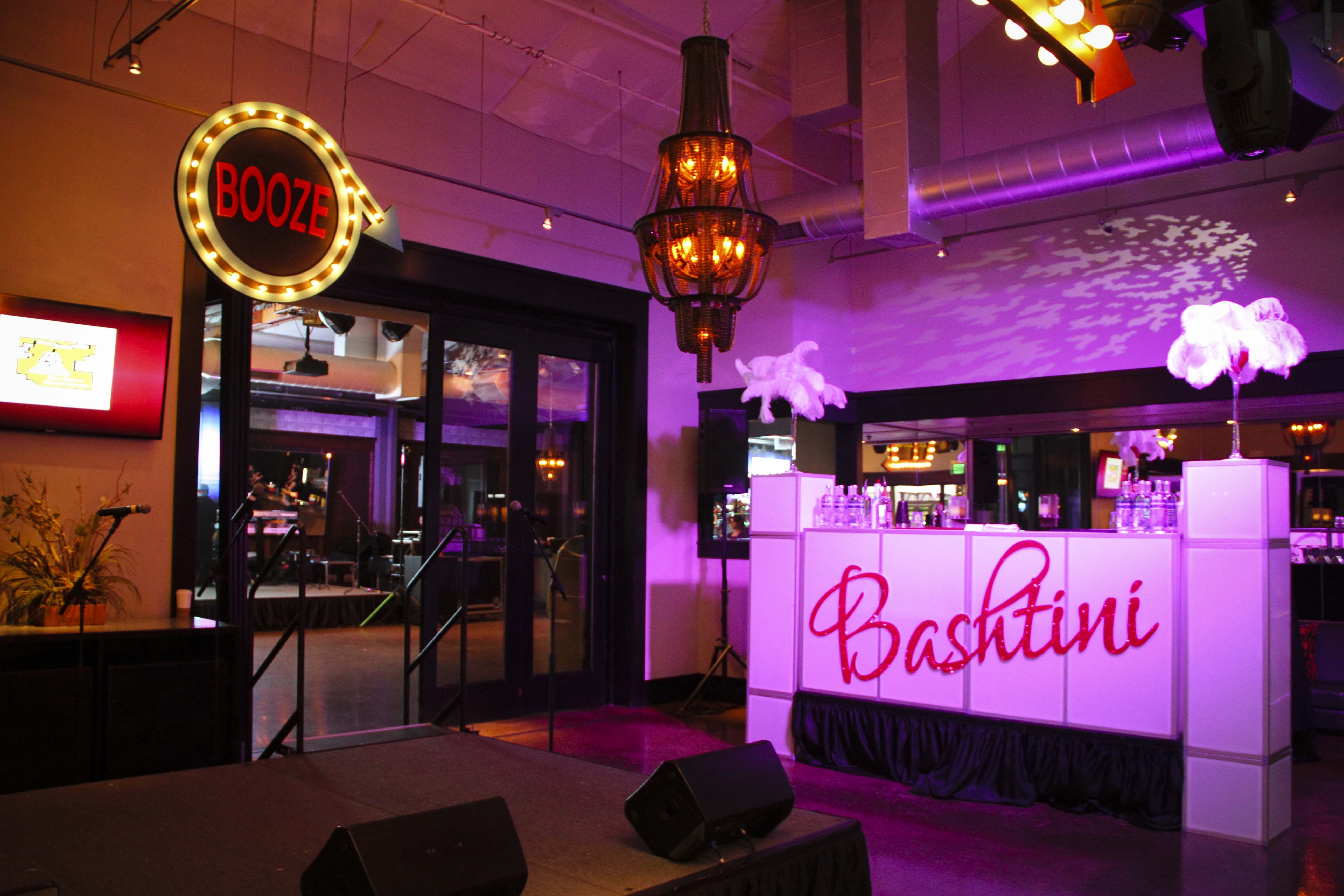 """Another """"Bashtini"""" pic for your viewing pleasure. Event"""