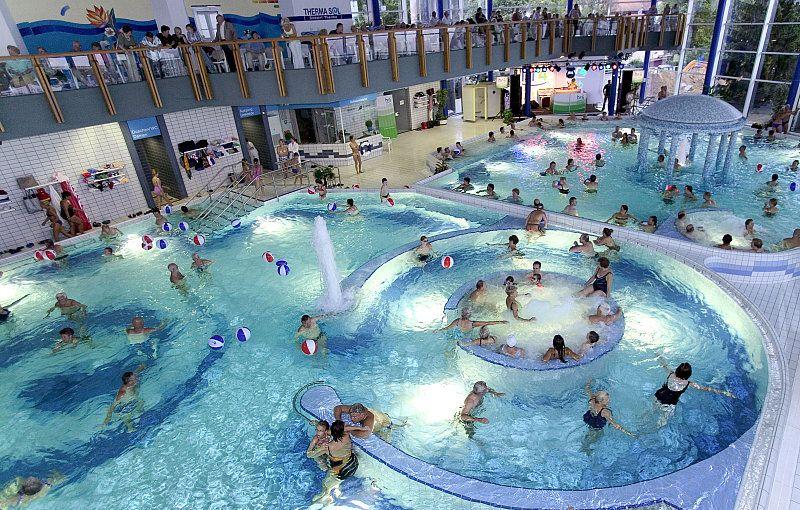 Bad Soden Salmunster Tourismusverband Franken City Pool Bedroom Design