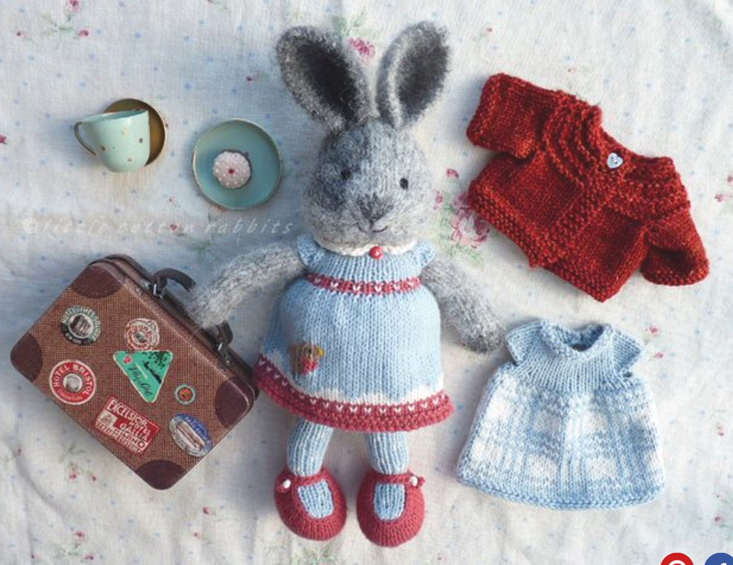 Pin de Julie Crowl en Bunnies | Pinterest