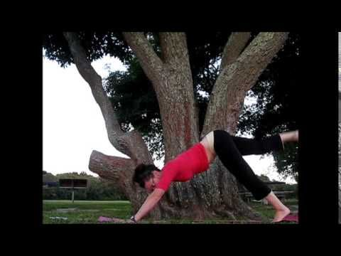 """Yoga: shape the GLUTES! """"Fast 5"""" - LauraGYOGA - YouTube  Yoga for your Butt!!"""