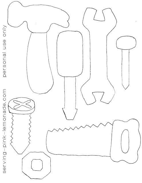 tools templates
