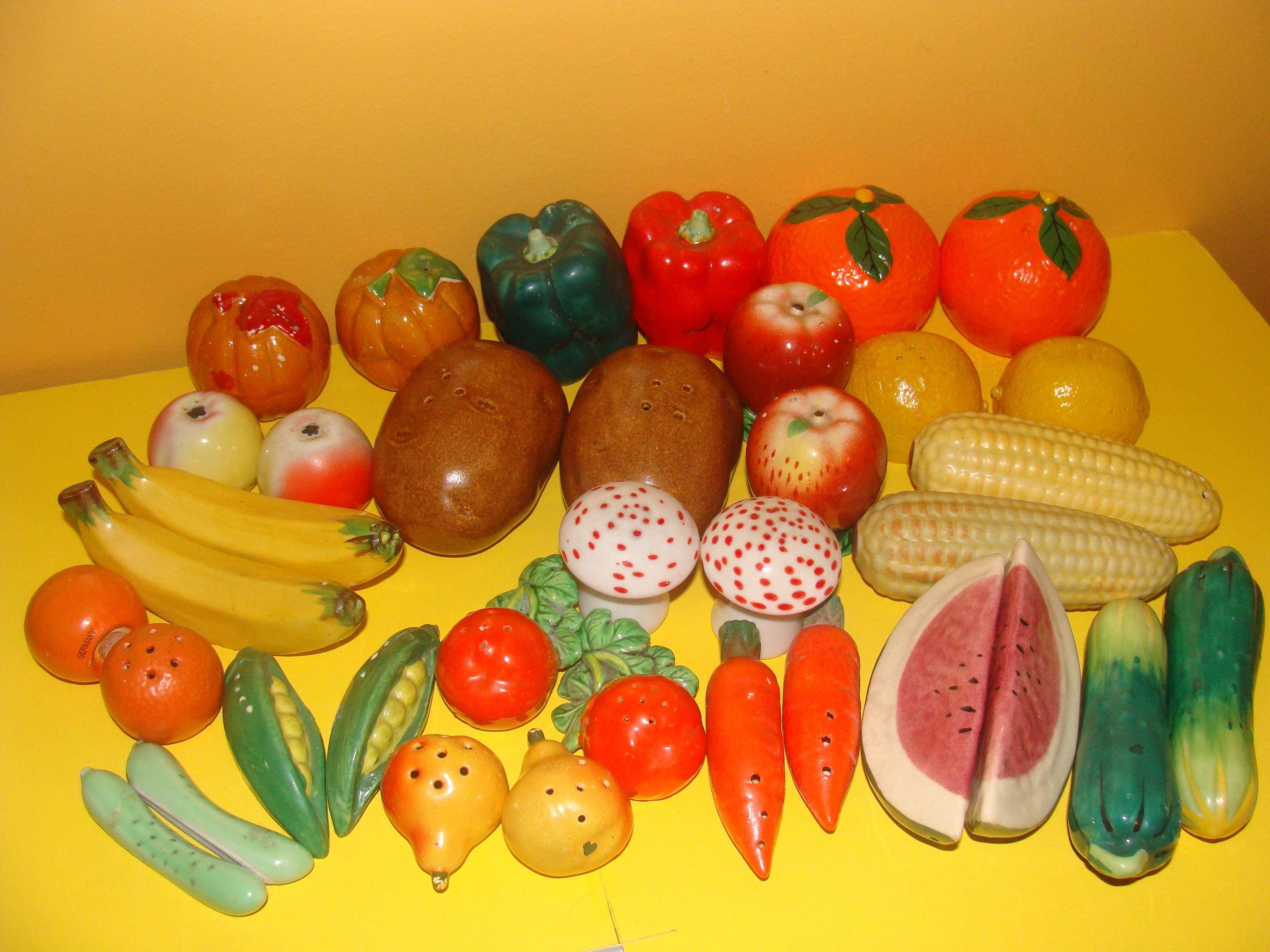 Fruit and Veggies S & P . . . .