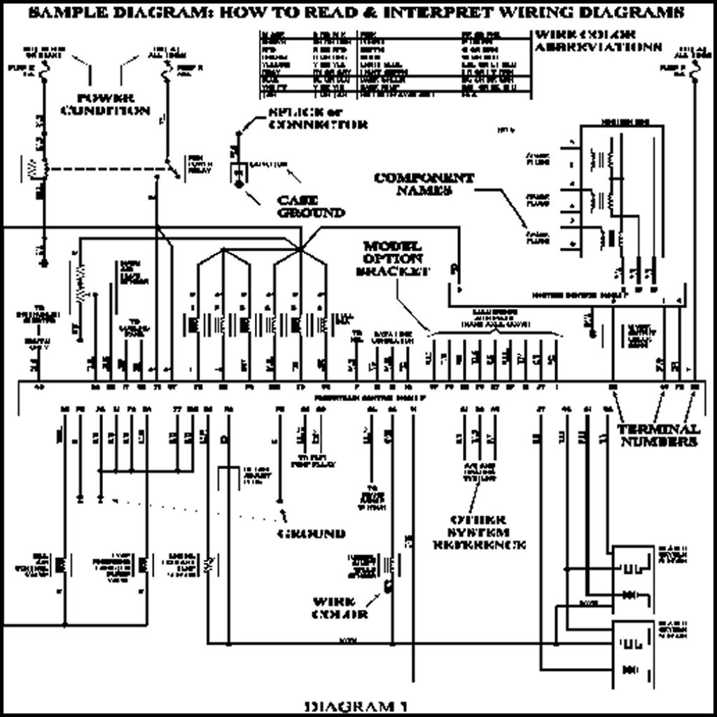 Wiring diagrams for cars automanualparts wiring diagrams for cars 4 auto manual parts wiring diagram pinterest diagram and