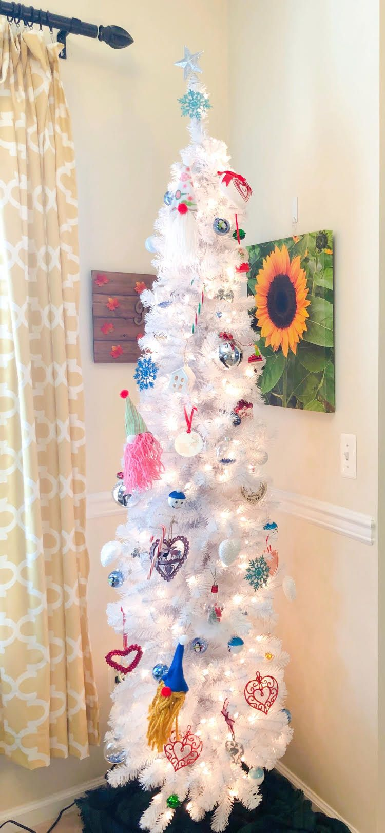 DIY Gnome Ornaments & Christmas Tree (With images) Diy