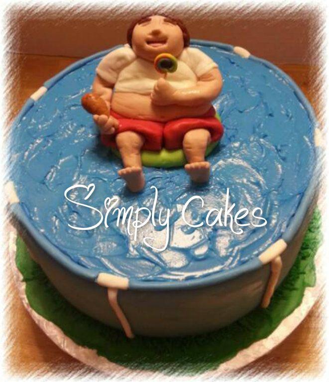 Awe Inspiring Pin On My Cakes Funny Birthday Cards Online Necthendildamsfinfo