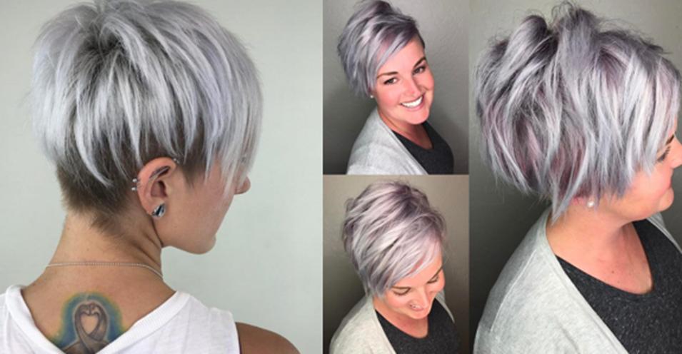 Die Besten Farben Für Kurze Haare 2018 2018 Besten