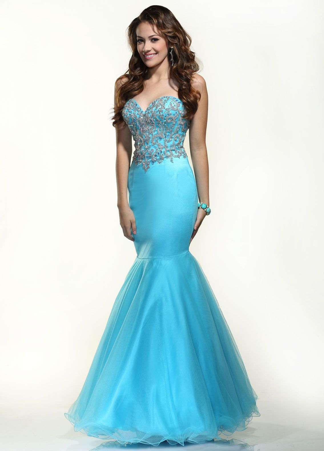 Disney forever enchanted prom dresses also in coral and lilac