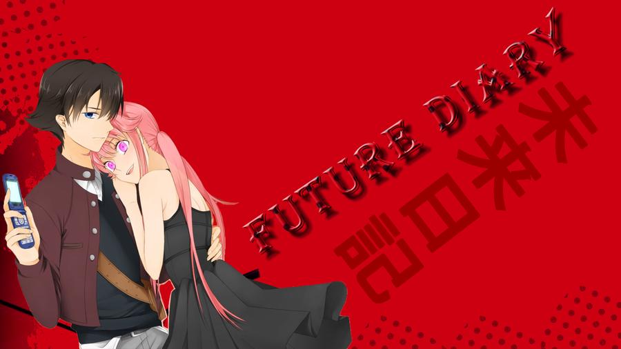 thriller anime- future diary- spoilerguy