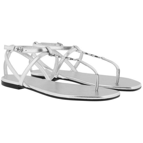 Best Buy Saint Laurent Sandals - Pied Nu Sandali Flat - - Sandals for ladies Cheap Get To Buy A2LZH