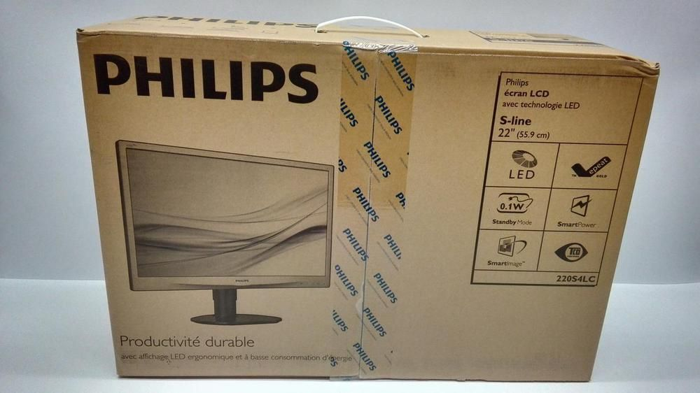 Driver for Philips 220S4LCB/00 Monitor
