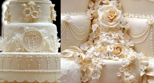 William And Kate S Cake Prince Middleton Will Be Serving Two Wedding Cakes