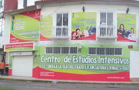 """Nuestro Plantel """"Amalucan"""", ubicado en Av. Xonacatepec Nº 49 esq. Calle el Roble, Tel. 01(222)122 90 83"""